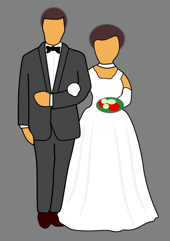 Přání pro novomanžele, verše, básničky - Blahopřání k svatbě novomanželům